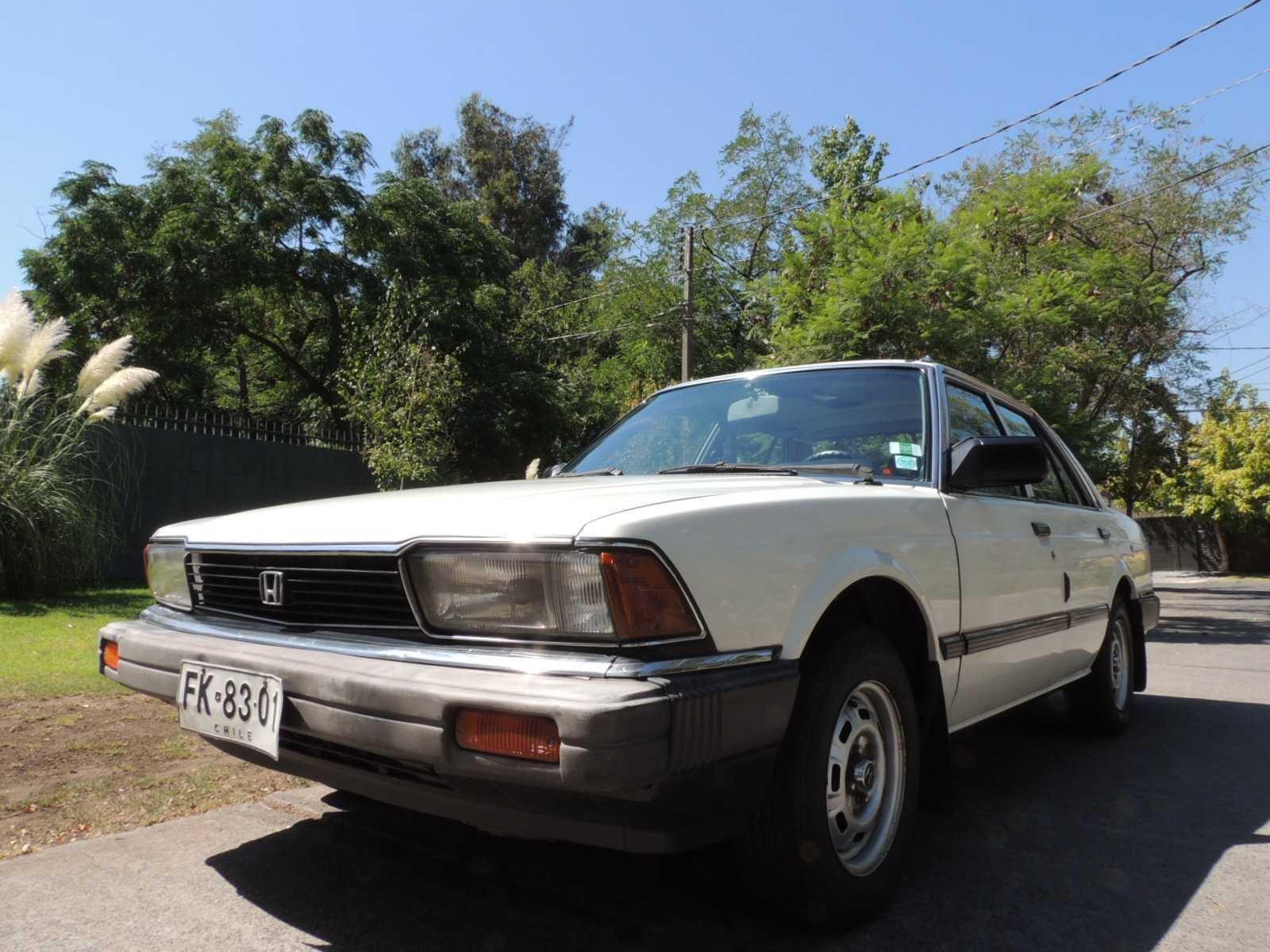 Honda Accord 1.6 EX Hondamatic 1983 Rutamotor Clásicos (20)