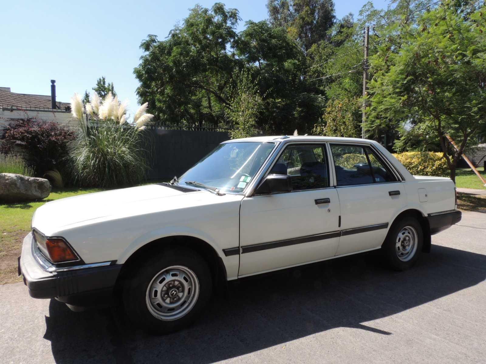 Honda Accord 1.6 EX Hondamatic 1983 Rutamotor Clásicos (21)