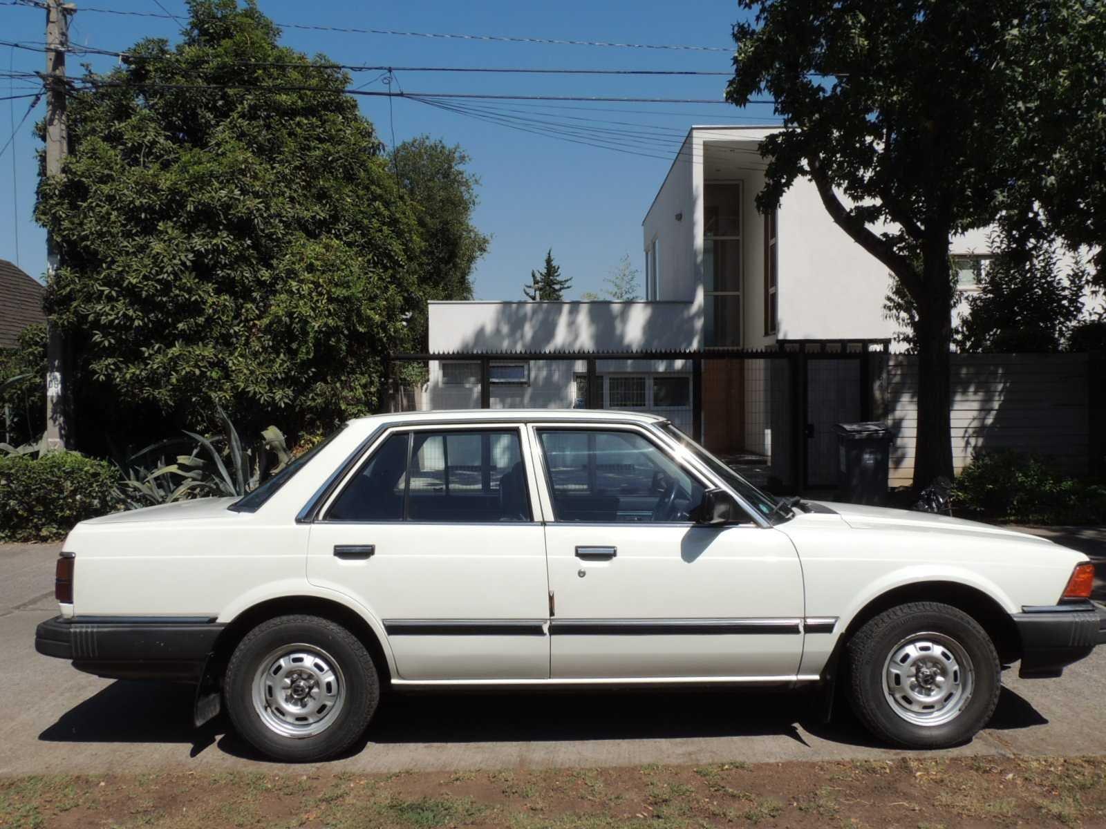 Honda Accord 1.6 EX Hondamatic 1983 Rutamotor Clásicos (28)
