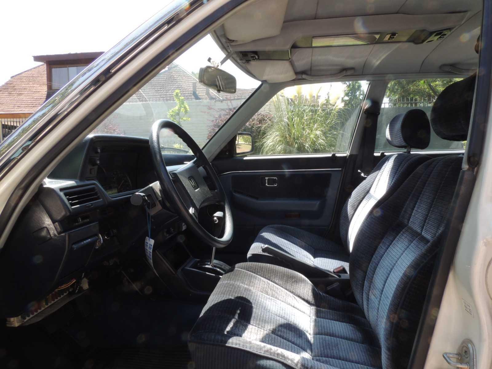 Honda Accord 1.6 EX Hondamatic 1983 Rutamotor Clásicos (43)