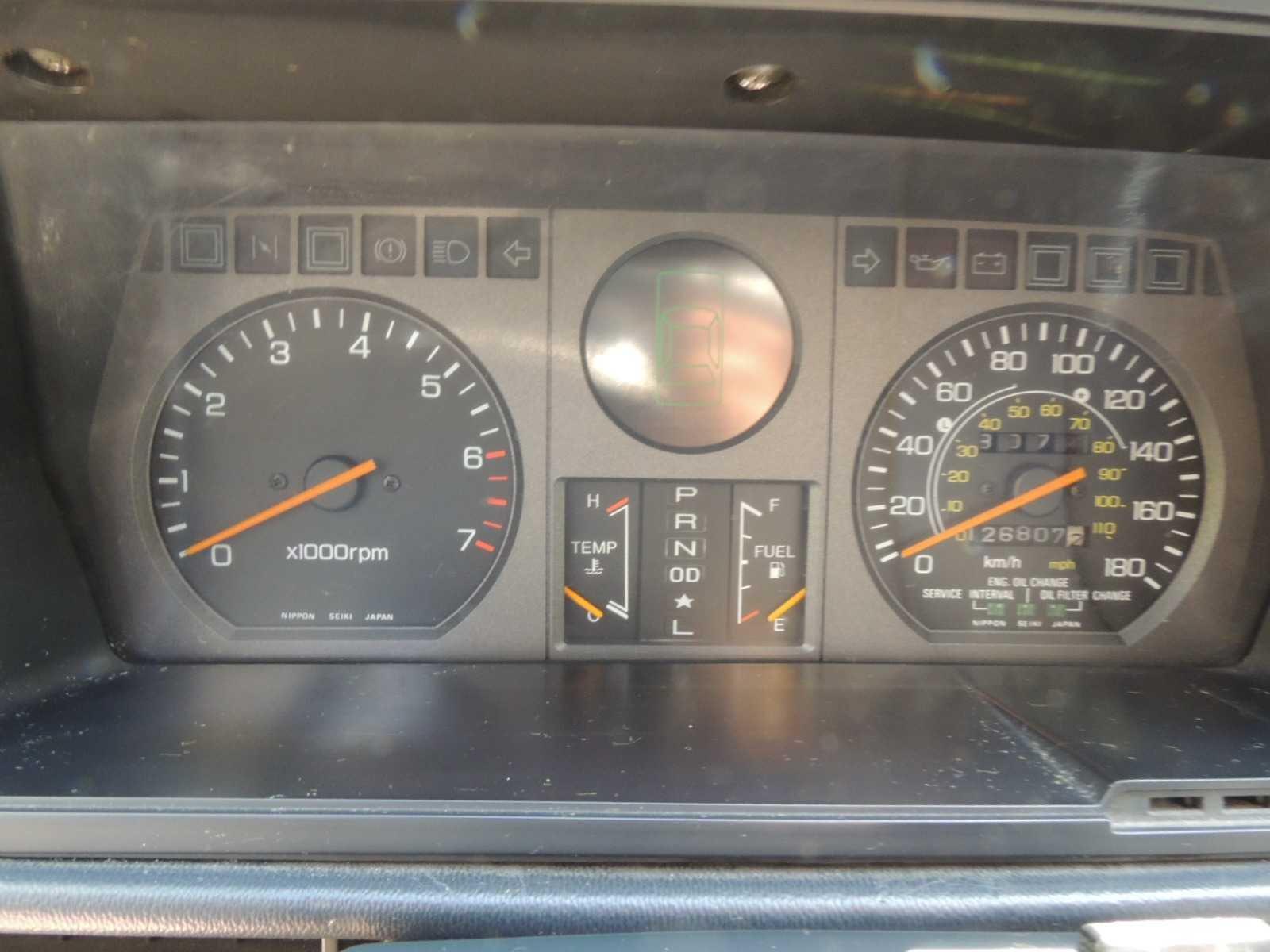 Honda Accord 1.6 EX Hondamatic 1983 Rutamotor Clásicos (46)