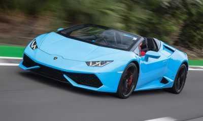 Lamborghini Huracán LP 610-4 Spyder lanzamiento julio 2016 (8)