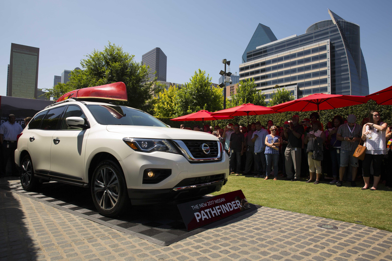 Nueva Nissan Pathfinder 2017