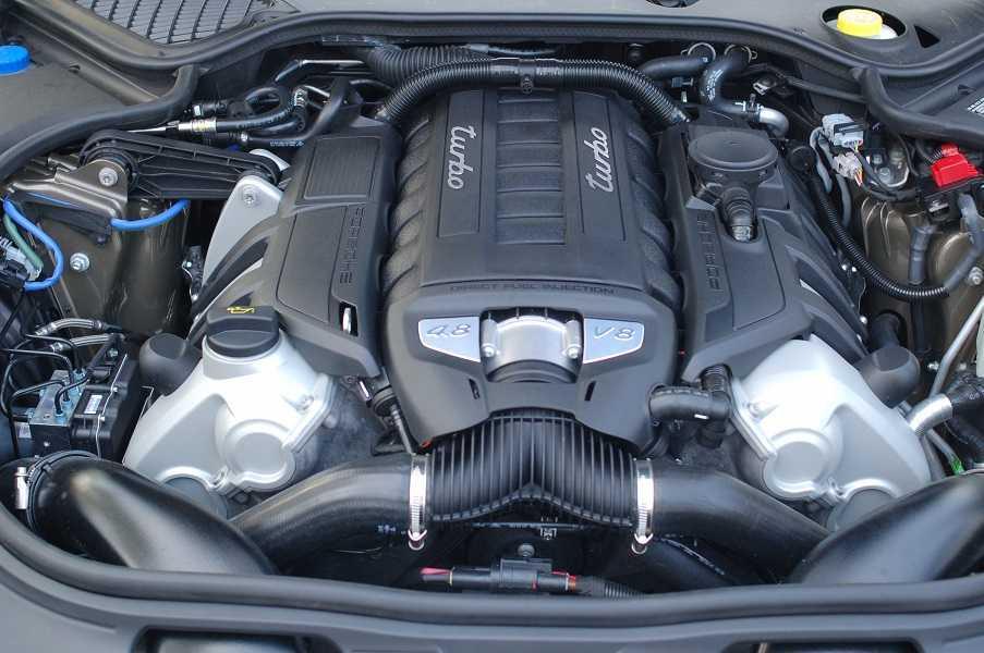 Porsche_Panamera_Engine