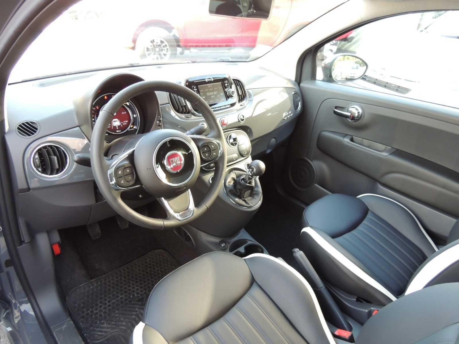 FIAT 500 facelift agosto 2016 (11)