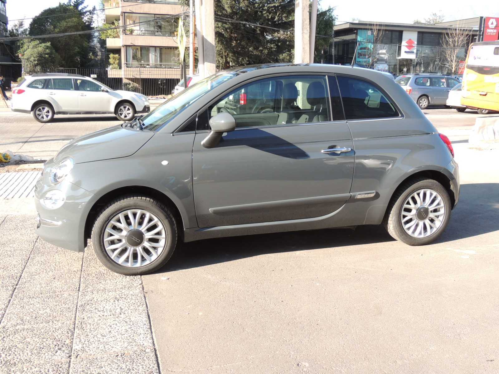 FIAT 500 facelift agosto 2016 (25)