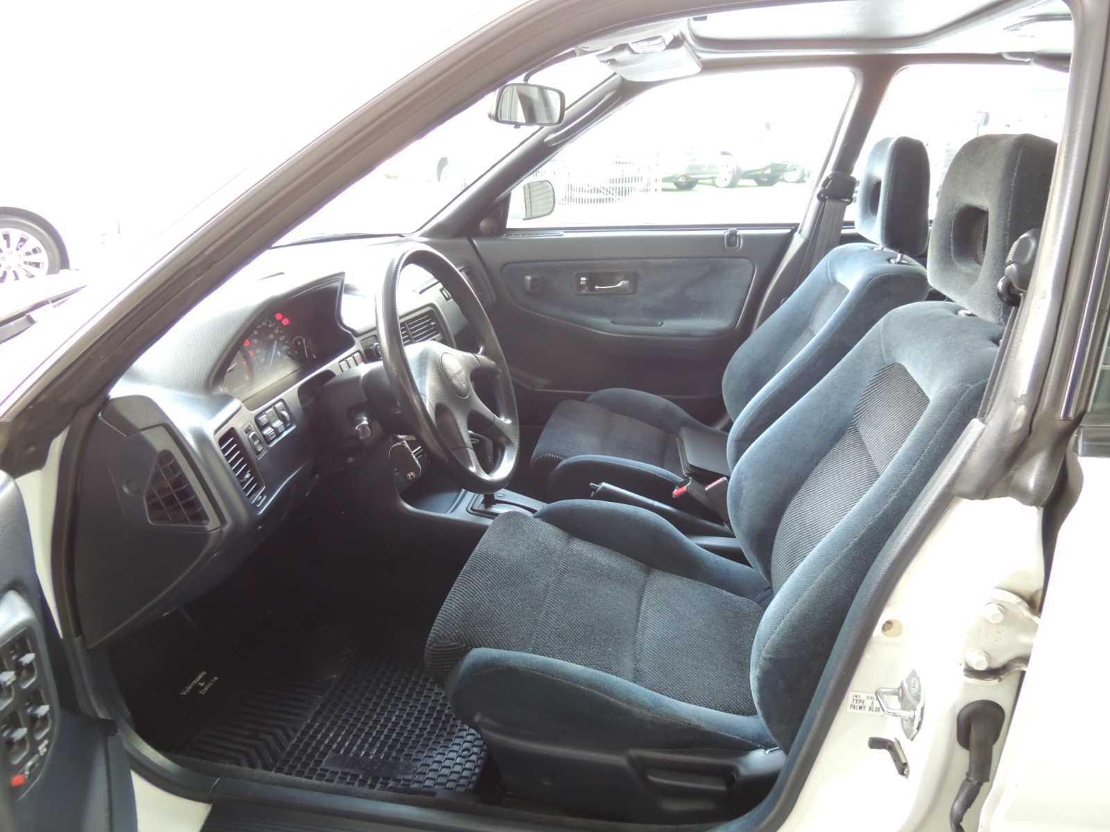 Honda Integra 1993 Clásicos Rutamotor (11)