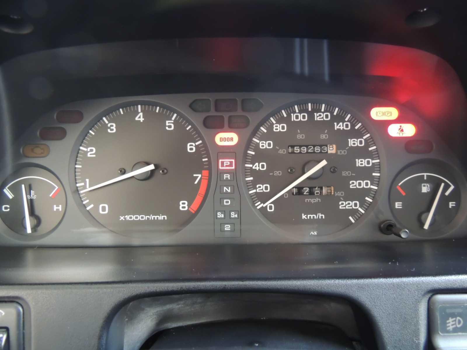 Honda Integra 1993 Clásicos Rutamotor (17)