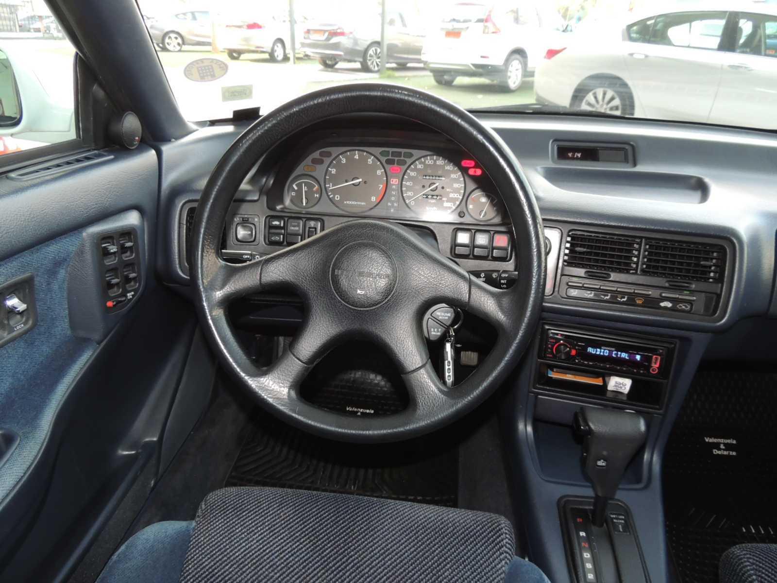 Honda Integra 1993 Clásicos Rutamotor (24)