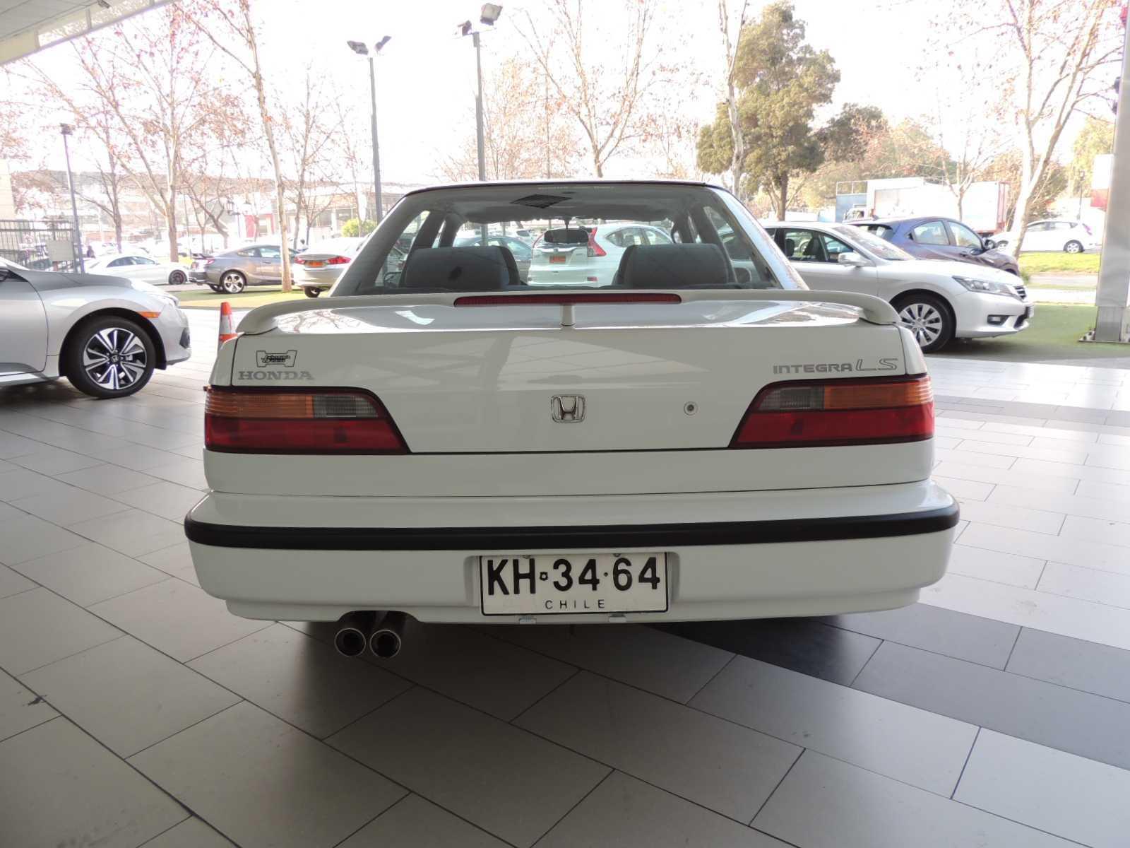 Honda Integra 1993 Clásicos Rutamotor (33)