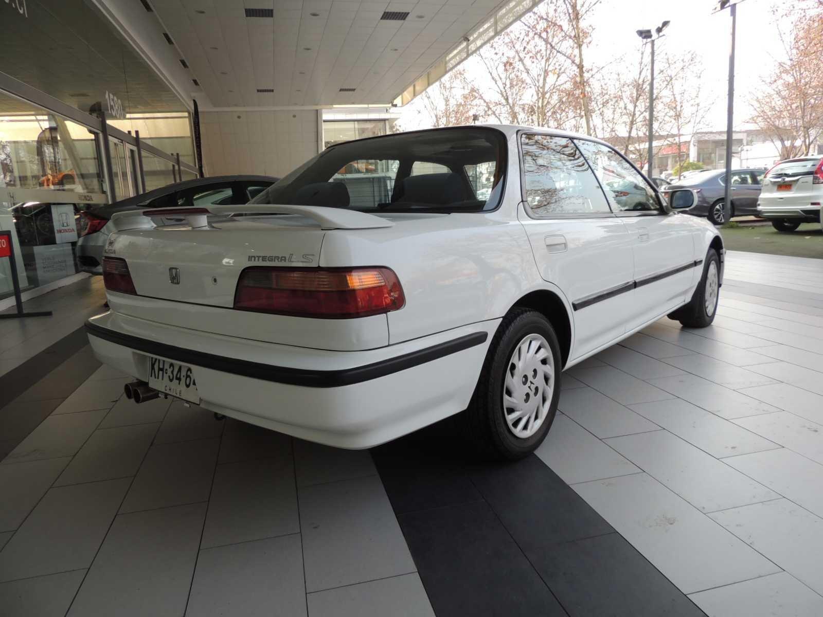Honda Integra 1993 Clásicos Rutamotor (35)