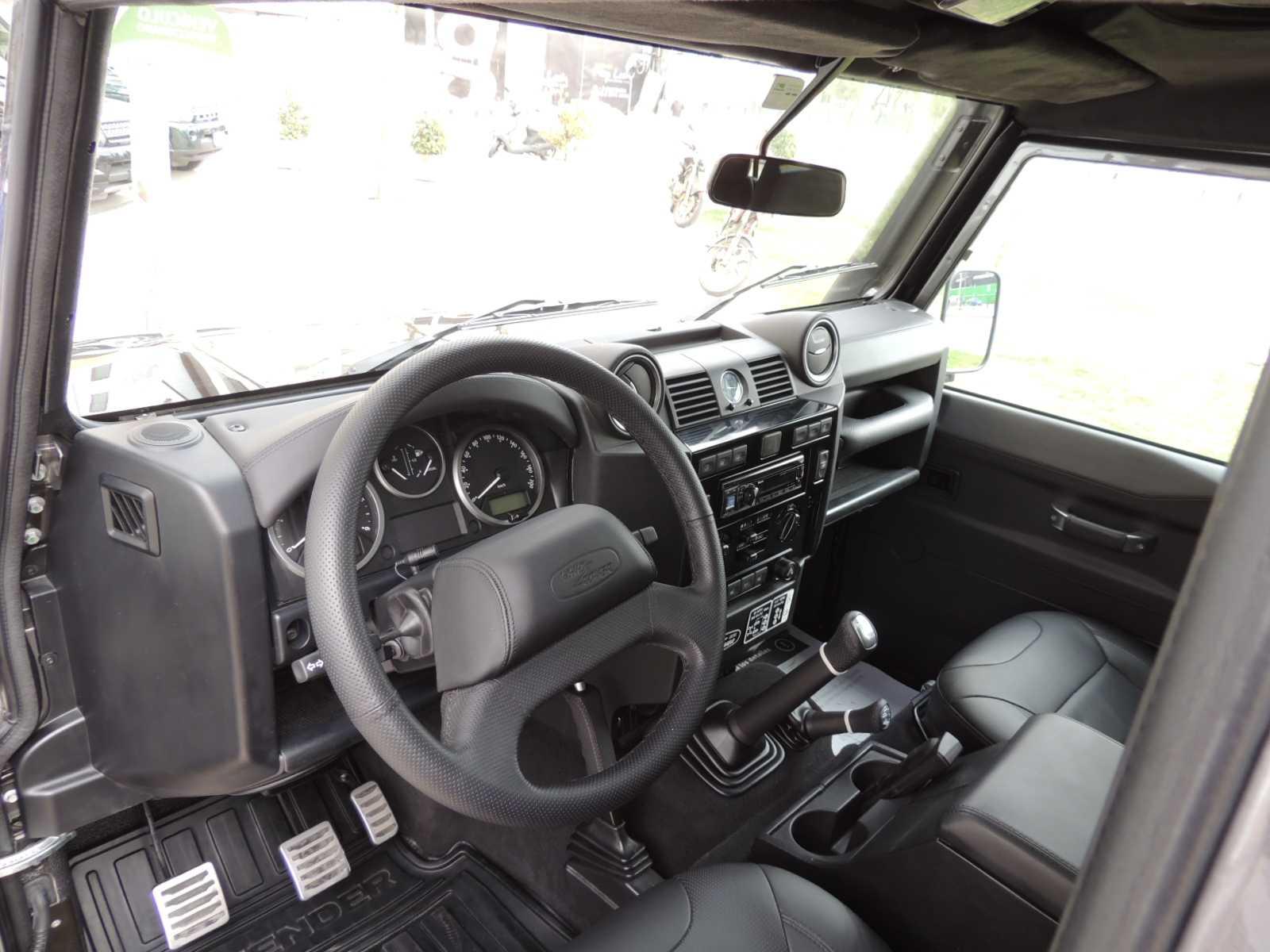 Land Rover Defender Adventure Clasicos Rutamotor (23)