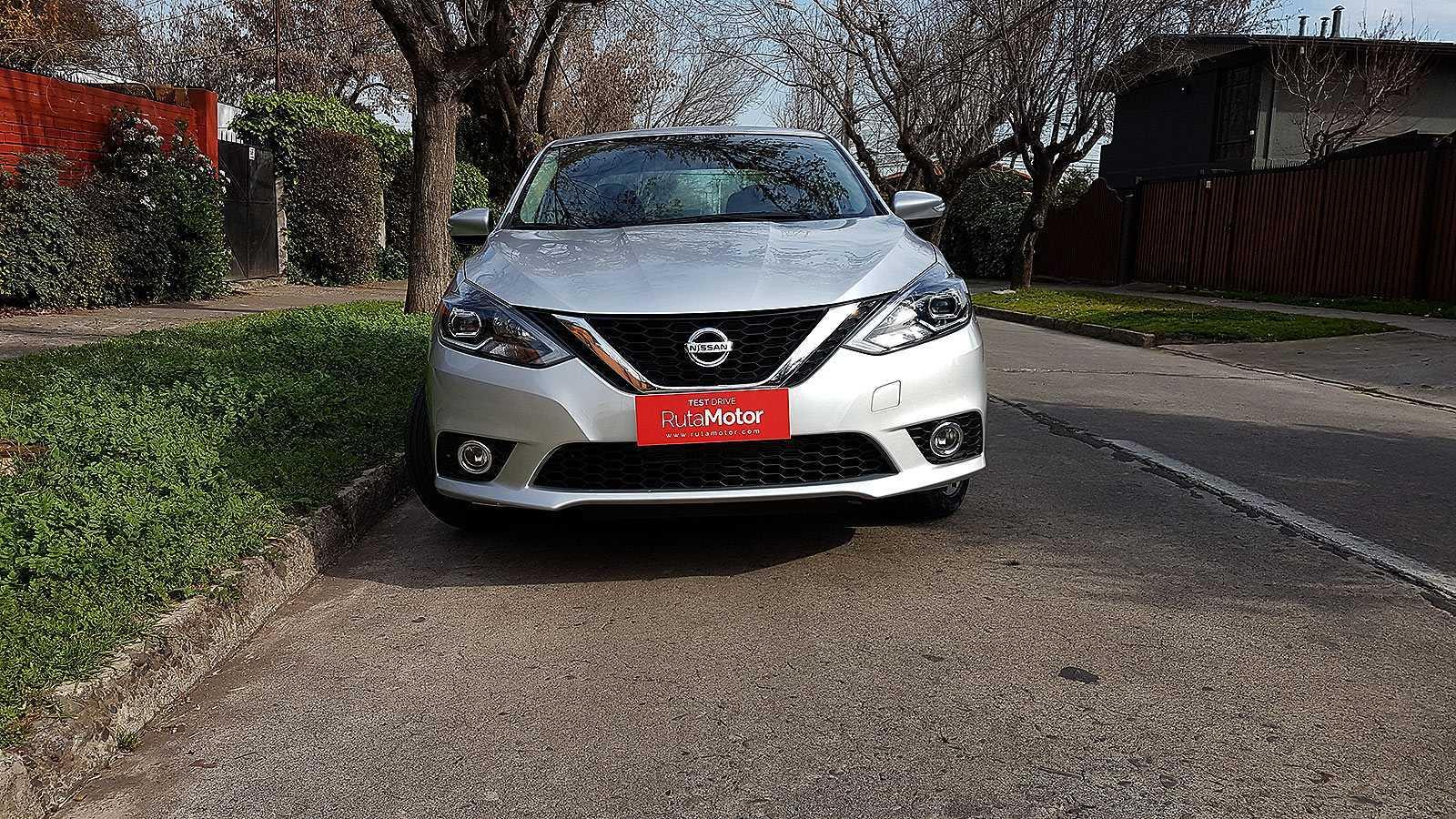 Nissan Sentra 1.8 Exclusive CVT 129HP - La renovación por ...