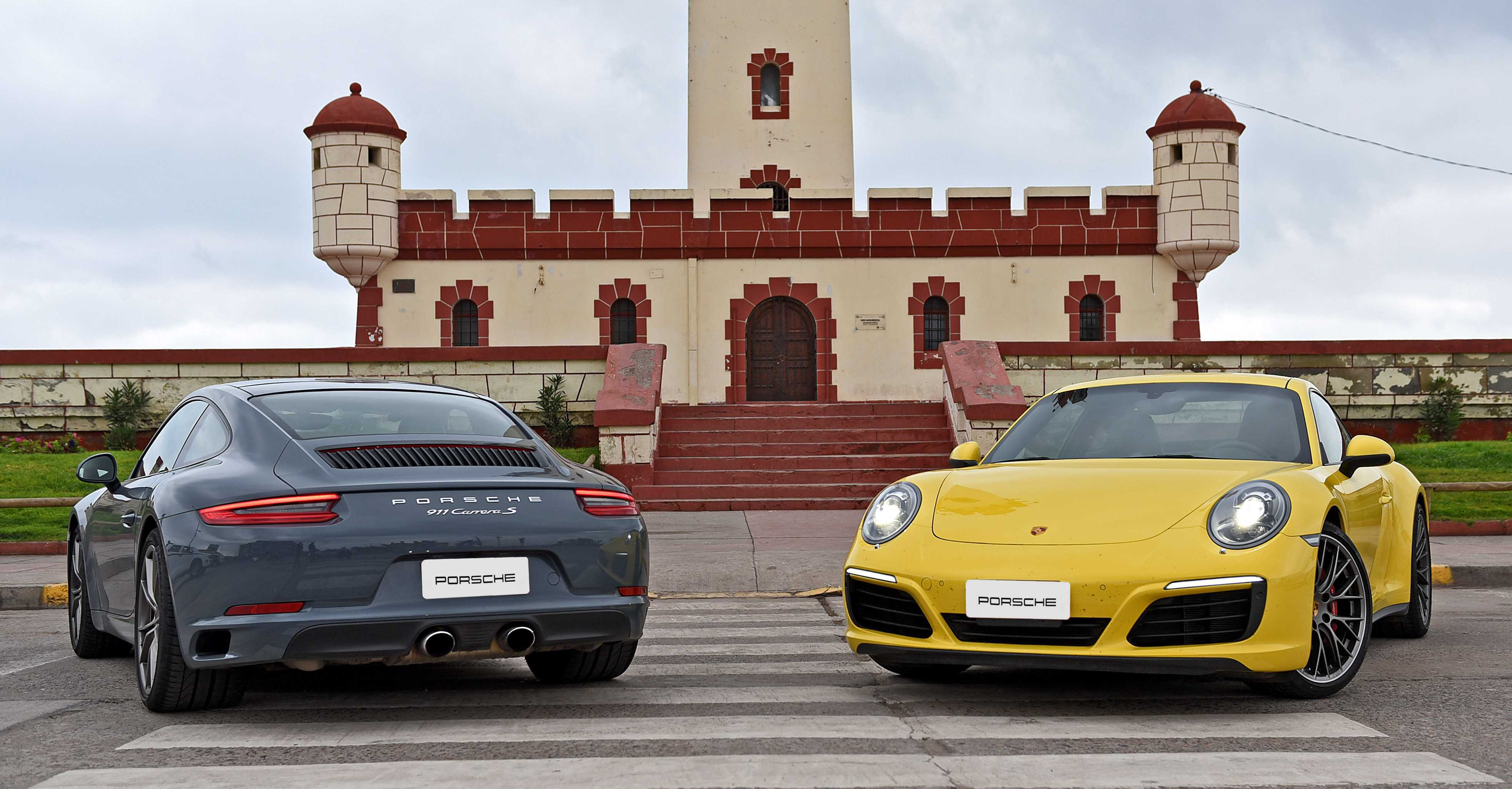Porsche Carrera S 095