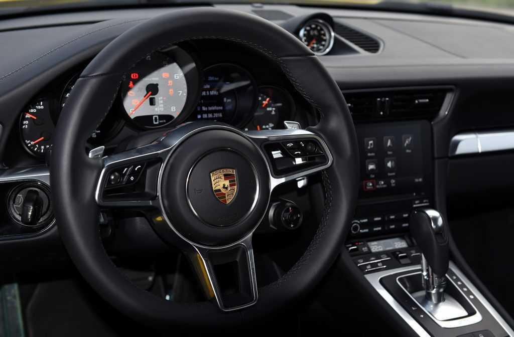 Porsche Carrera S 123