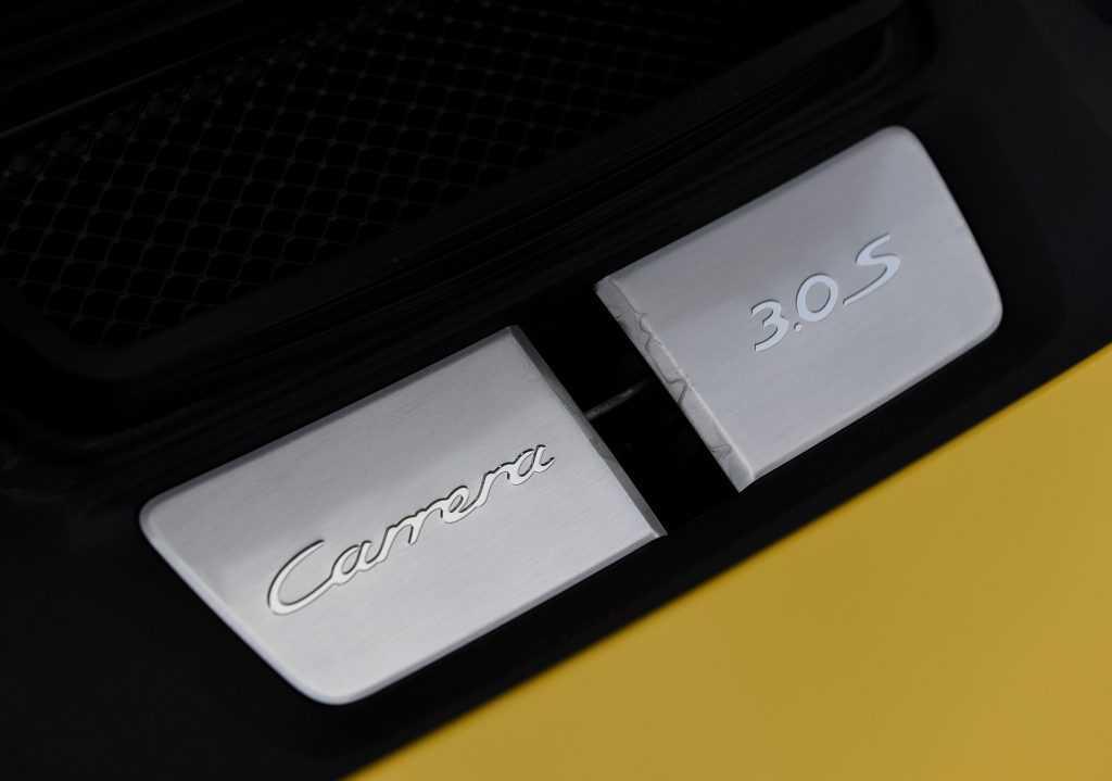 Porsche Carrera S 126