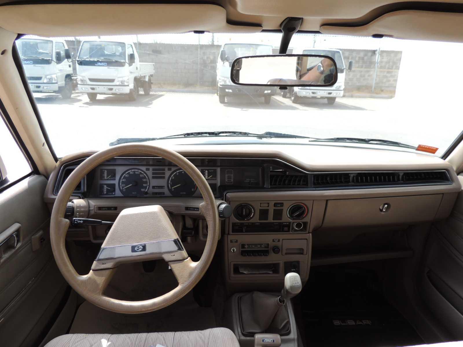 Subaru 1800 GLF 4WD 1983 (21)