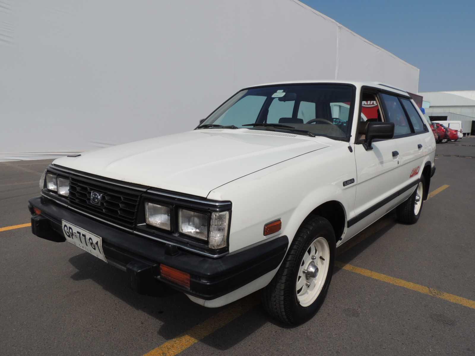 Subaru 1800 GLF 4WD 1983 (23)
