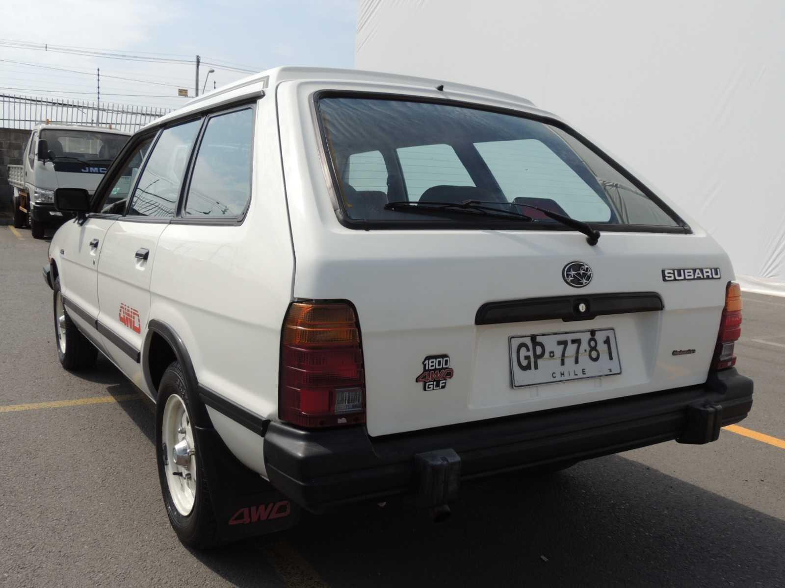 Subaru 1800 GLF 4WD 1983 (27)