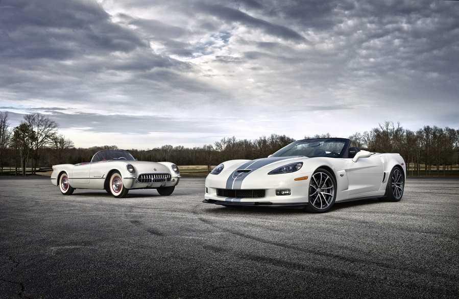 New for 2013, the Chevrolet Corvette 427 Convertible Collector E