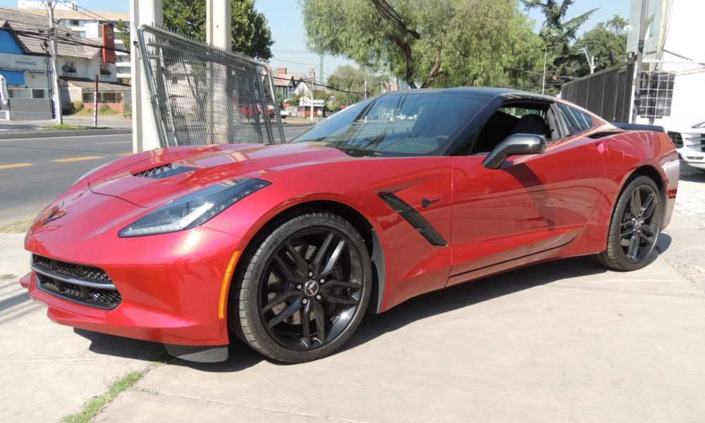 Conoce La Historia De Chevrolet Corvette Includo El Stingray
