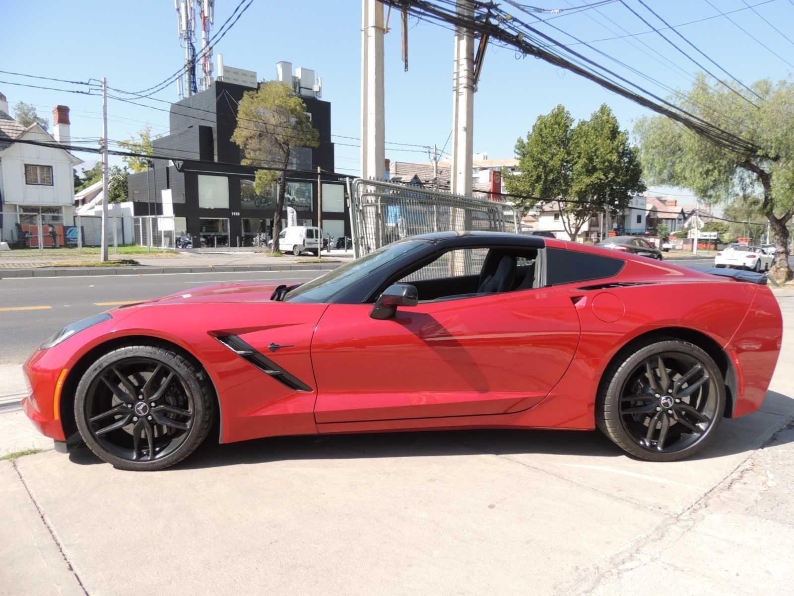 Cherolet Corvette Stingray Clásicos Rutamotor (8)