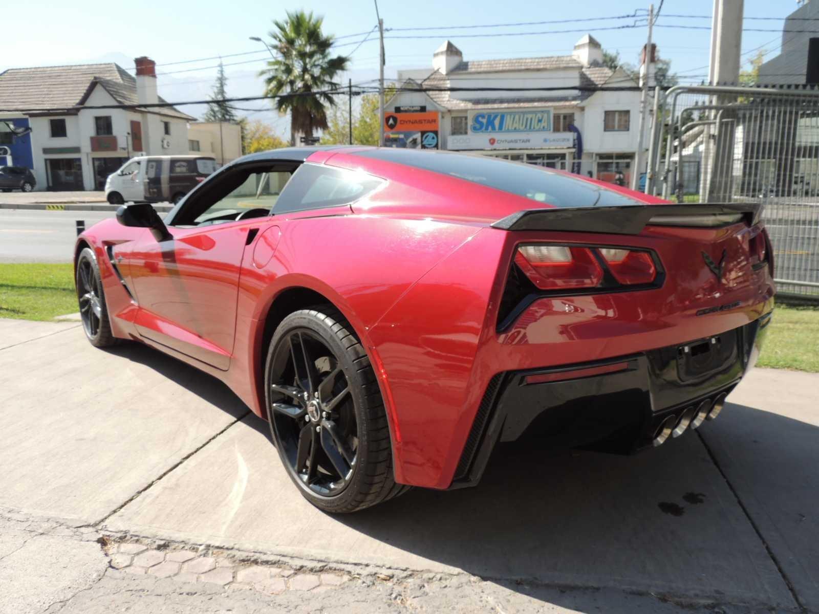 Cherolet Corvette Stingray Clásicos Rutamotor (9)