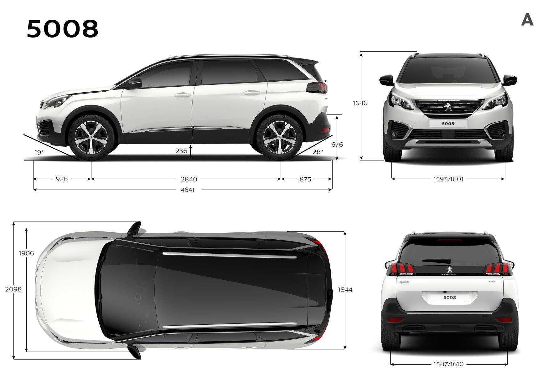 Peugeot 5008 nueva generación septiembre 2016 (11)