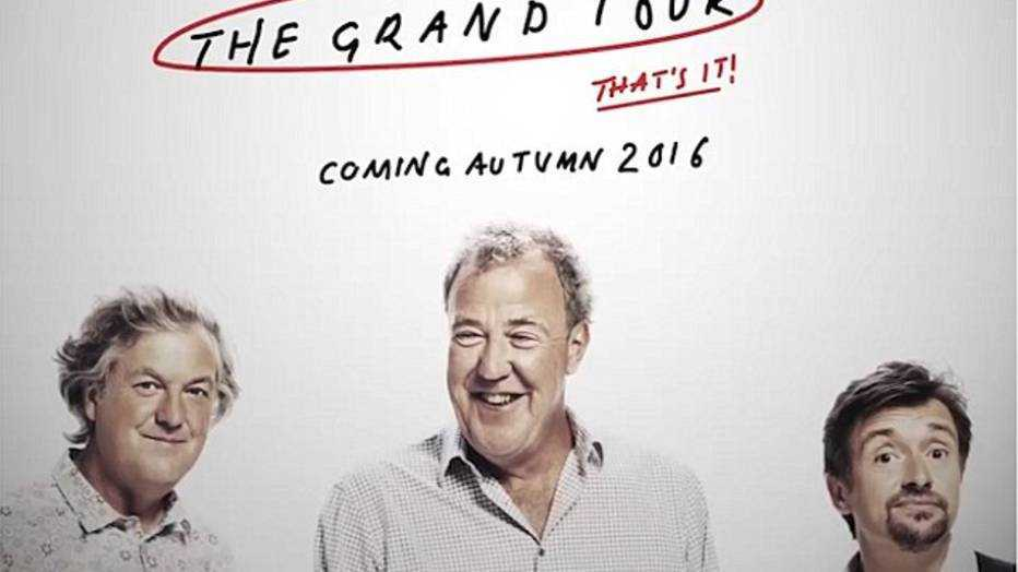 the grand tour parte el 18 de noviembre en amazon prime rutamotor. Black Bedroom Furniture Sets. Home Design Ideas