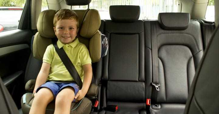 En chile m s del 80 de las sillas de autos para ni os for Silla para coche nino 4 anos