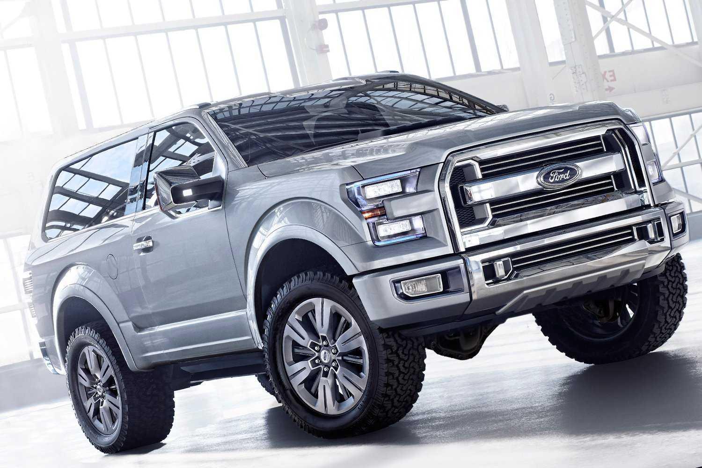 Chan Se confirmó una nueva Ford Bronco y por accidente