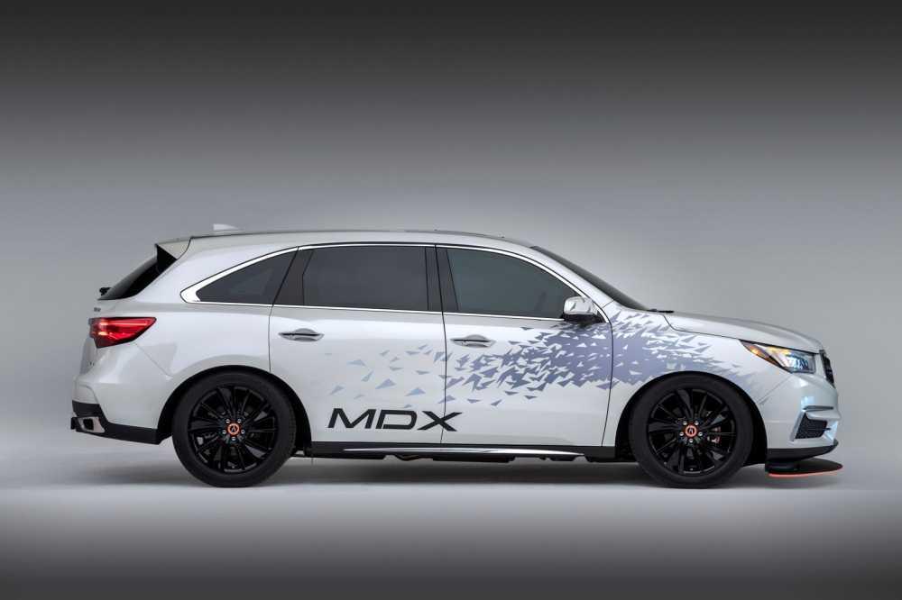 SEMA 2016: El Acura NSX GT3 llegará en un remolque muy especial - Rutamotor