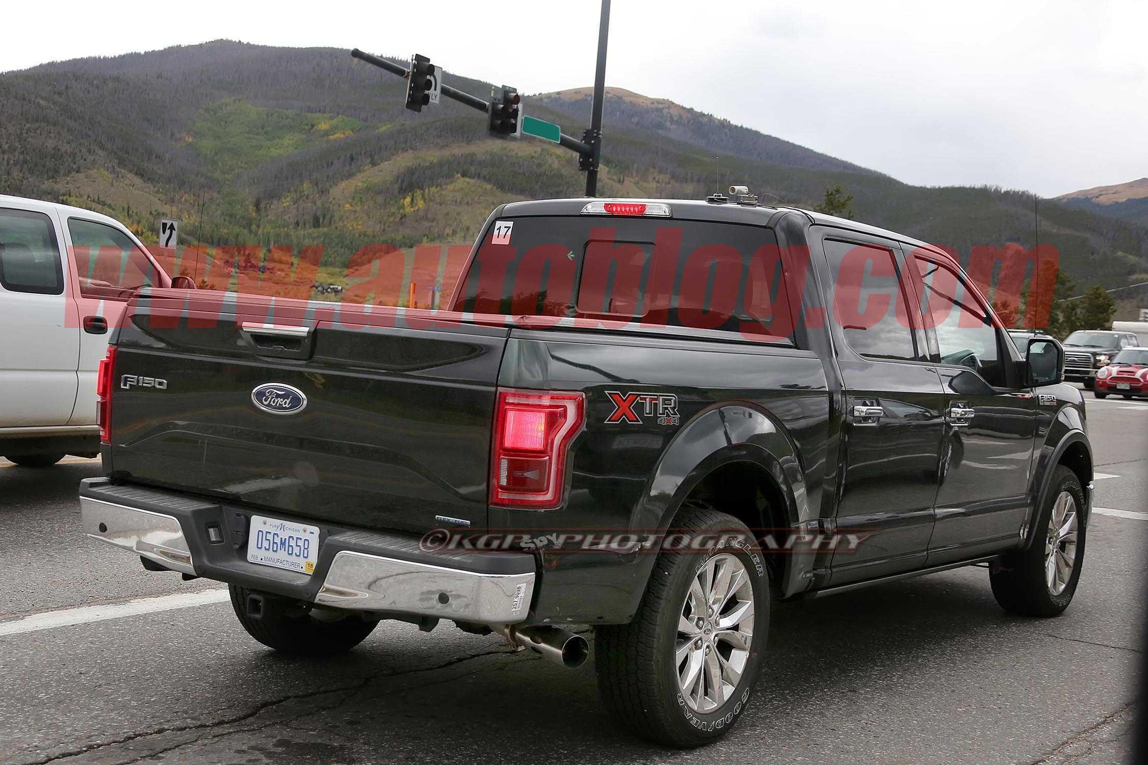 Ford prepara una F150 diesel con un 3.0L V6 de 254 caballos - Rutamotor