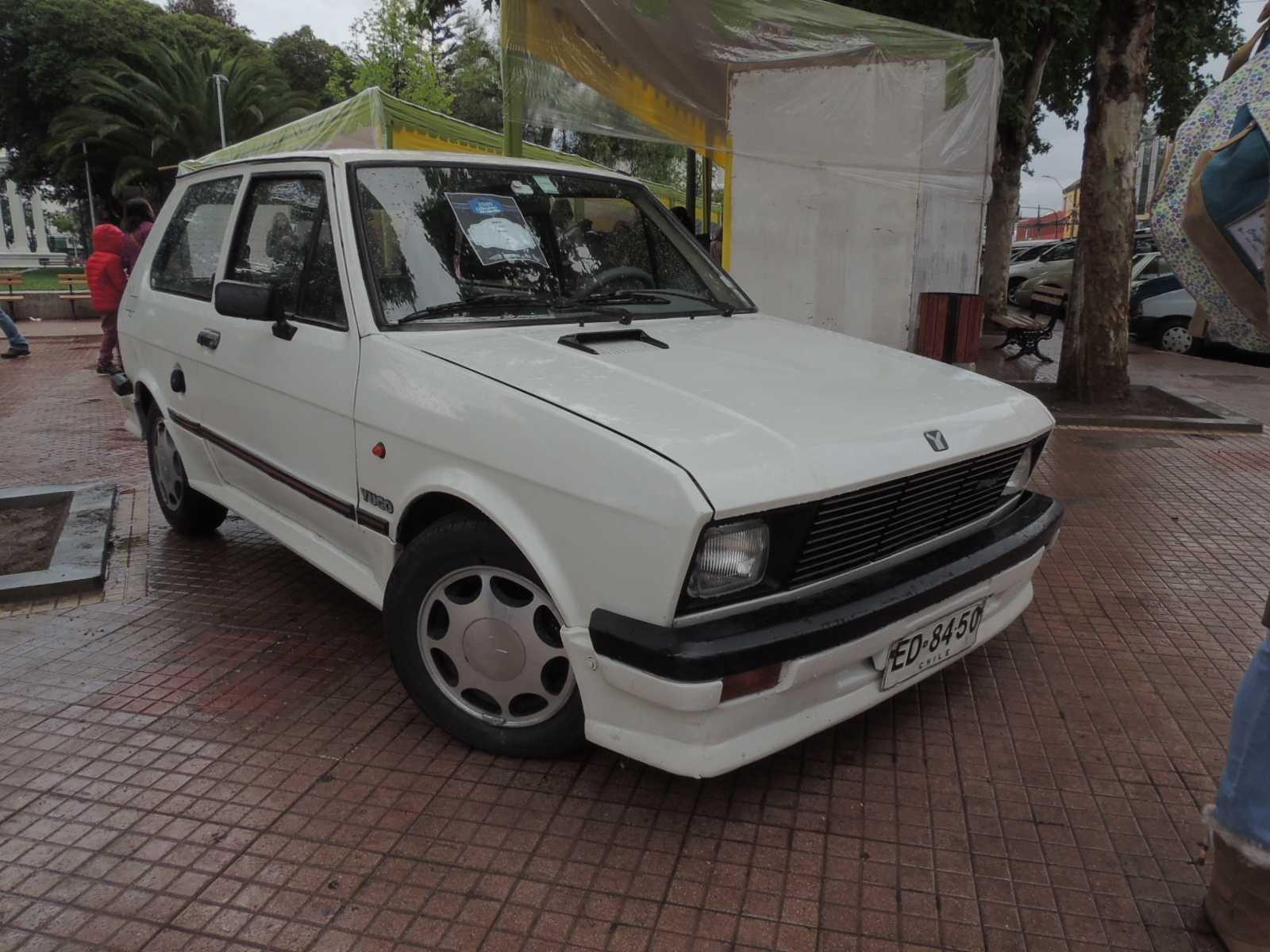 Yugo 55a 1 3l 62 Cv 5mt 1989 Una Historia Muy Particular Rutamotor