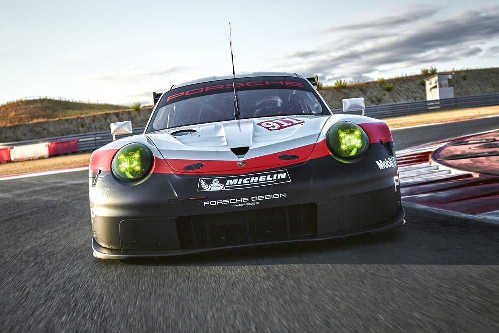 Nuevo Porsche 911 RSR para Le Mans 2017: Conócelo a fondo - Rutamotor