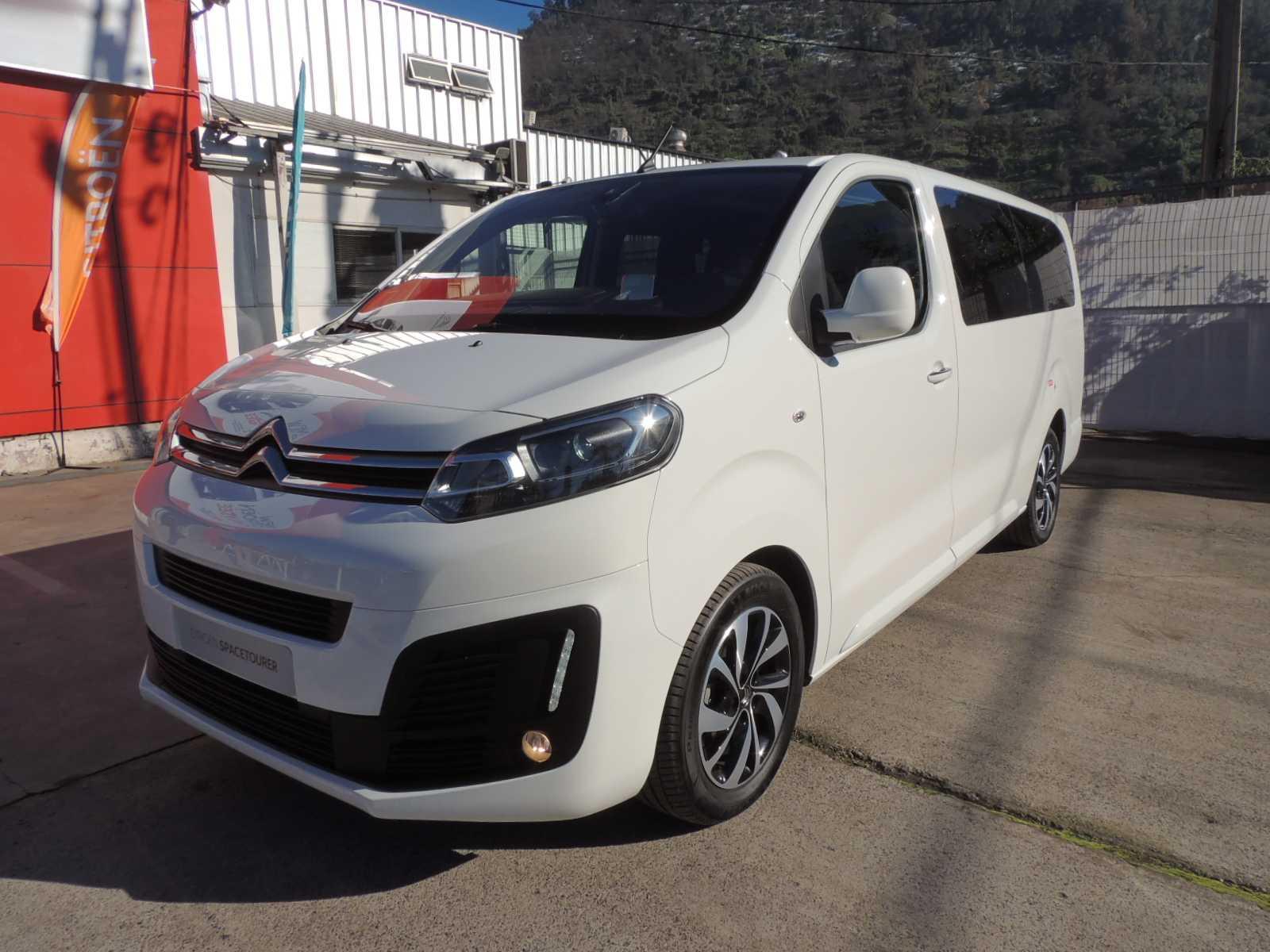 Citroën presentó en Chile su nuevo monovolumen Spacetourer
