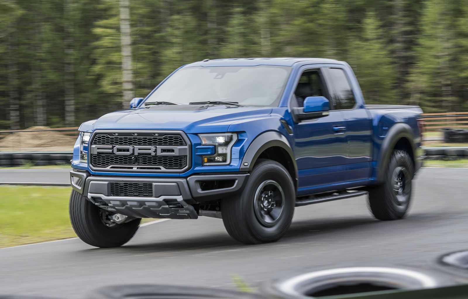 """Ford Raptor 2018 llega a Chile más """"monstruosa"""" que nunca ..."""