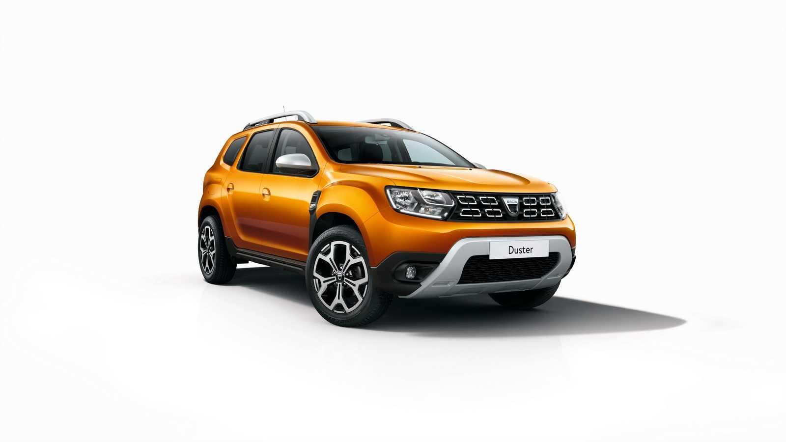 Dacia Renault Presentó La Nueva Generación Del Duster