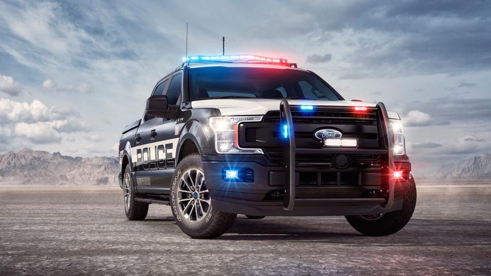 ford f 150 police responder al servicio y la protecci n. Black Bedroom Furniture Sets. Home Design Ideas