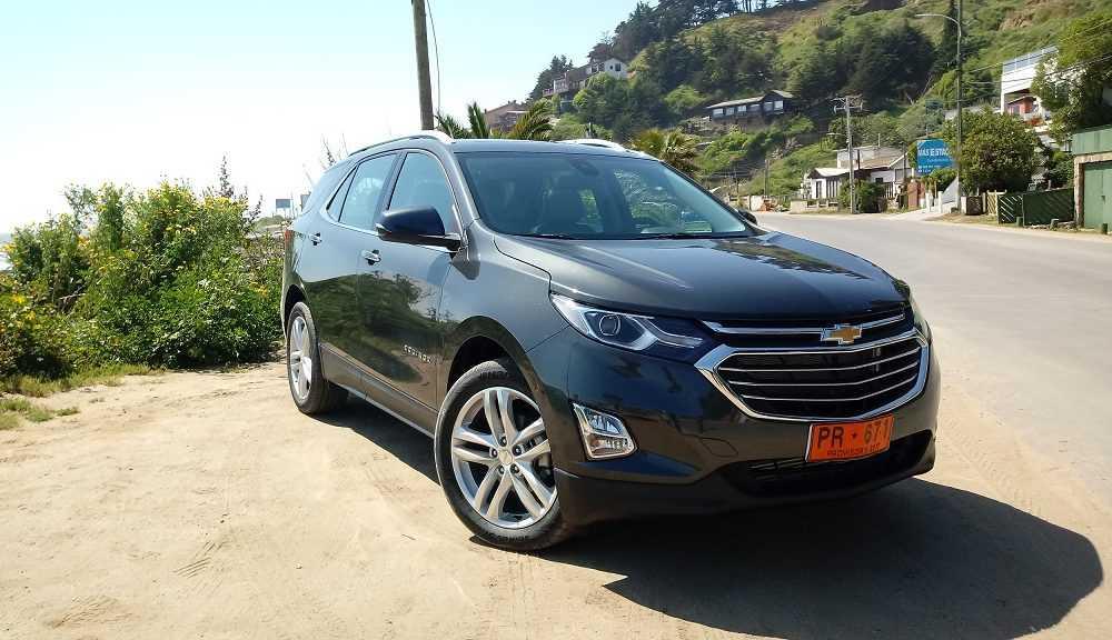 Chevrolet Equinox 2018 En Chile Precios Finales Y Versiones
