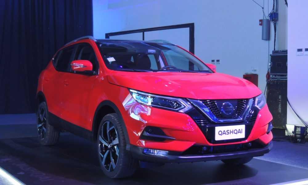 Nissan Presento En Chile La Actualizacion De Del Qashqai