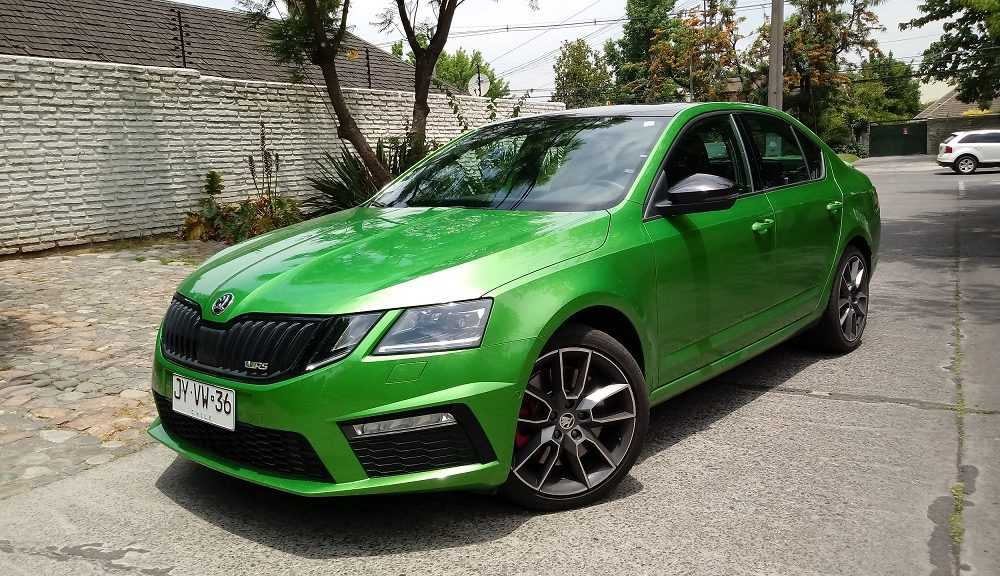 skoda octavia vrs 2 0 tsi 240 cv dsg6 2018 archives rutamotor. Black Bedroom Furniture Sets. Home Design Ideas