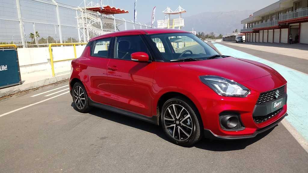 Suzuki Swift Sport 2018: Se renueva y con versión ...