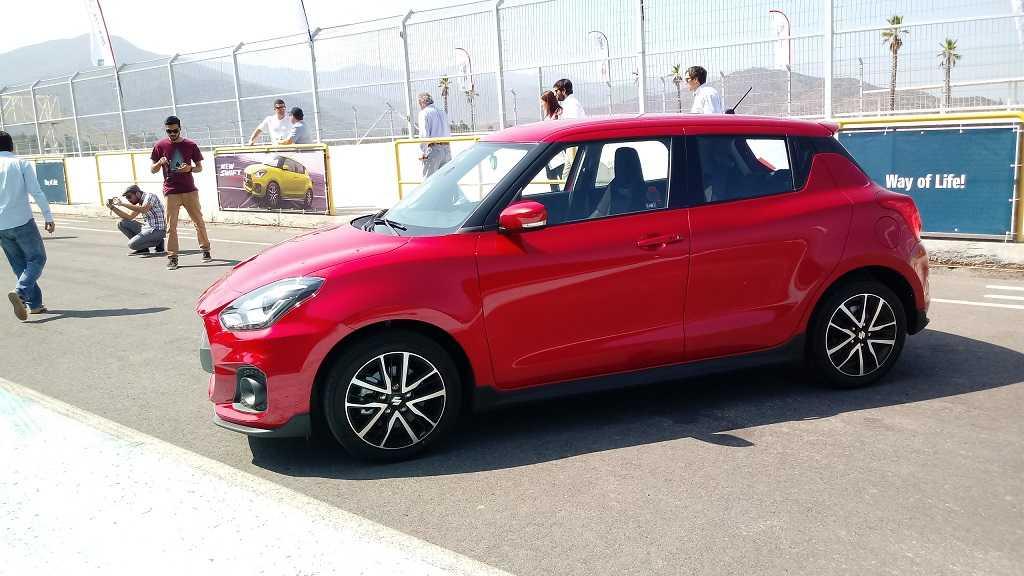 Suzuki Swift Sport 2018 Se Renueva Y Con Versi 243 N