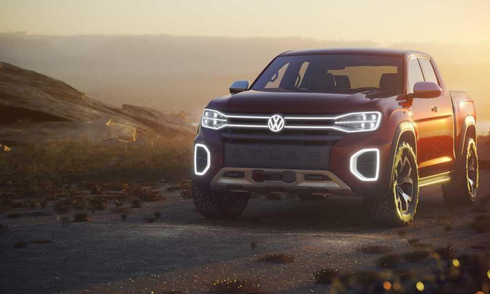 New York 2018 Volkswagen Presenta La Camioneta Conceptual