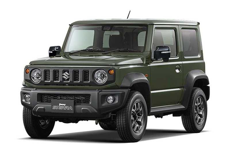 este es oficialmente el 100 renovado suzuki jimny 2019 rutamotor. Black Bedroom Furniture Sets. Home Design Ideas
