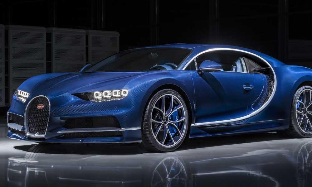 El Bugatti Chiron Divo Se Vender 225 Por Casi Usd 6 Millones
