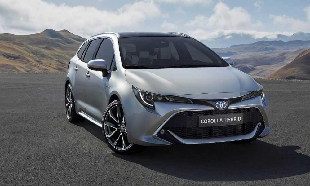 Toyota Presenta El Nuevo Corolla Sportwagon Para Europa Rutamotor