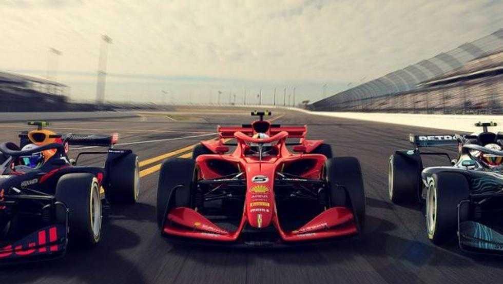 Así serán los Fórmula Uno en el 2021 - Rutamotor
