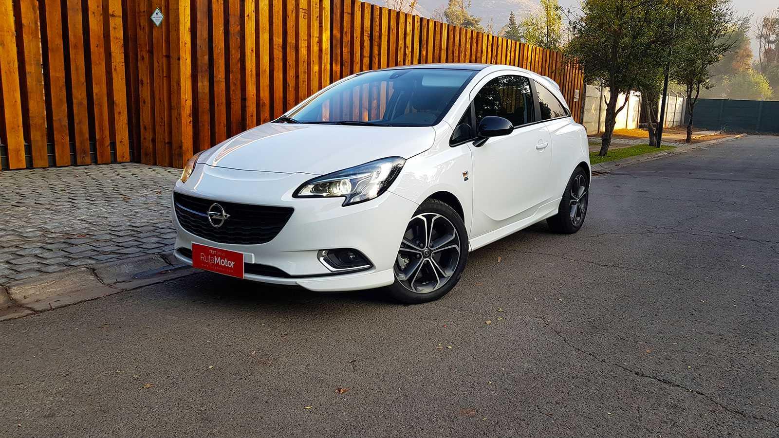Opel Corsa 1 4t 150 Cv 6mt Opc Line 2019 El Clasico Eterno Rutamotor